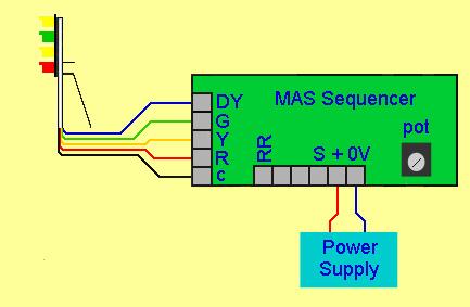 mas sequencer an error occurred