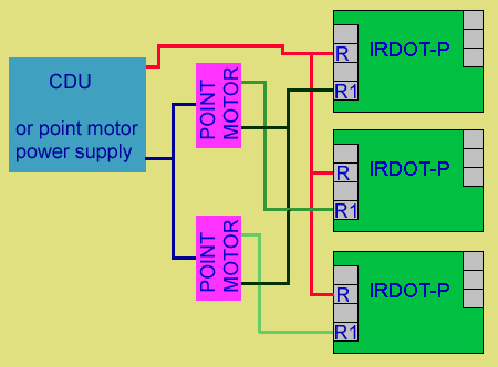 Simple shuttle automatic point motor wiring asfbconference2016 Images